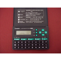 Agenda Casio Data Bank Dc-2000-130 Impecable -cl - Palermo