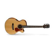 Guitarra Electro Acustica Cort C/ Ecualizador Fishman
