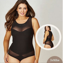 Body Modelador Plus Size / Demillus