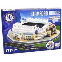 Maqueta De Lujo Estadio Chelsea Stamford Bridge 3d