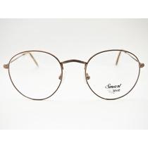 Armação Para Óculos Smart Retro Redonda Potter Lennon Grande