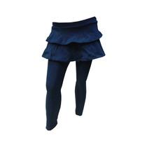 Calza Con Pollerita Promo X3 - Azzurra Talle De Niño