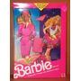 Barbie Flight Time Tempo De Voar Antiga 1989 Aeromoça 80 90