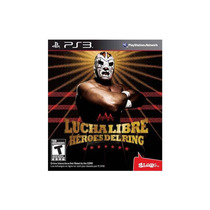 Lucha Libre Aaa: Héroes Del Ring - Playstation 3
