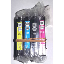 Kits Cartuchos Epson Originales Iniciales Xp201 Xp211 Xp411