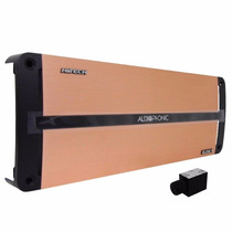 Módulo Amplif 1 Canal 2000w Rms Audiophonic H-tech Blow One