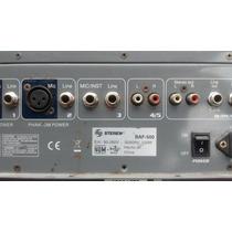 Mezcladora Amplificada Steren Baf-500