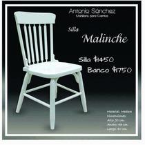 Silla Malinche Diseño Calidad Tradición Somos Fabricantes