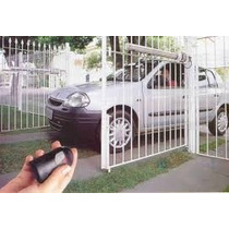 Puertas Y Portones Automaticos Con Instalacion