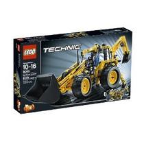 Lego Technic Retroexcavadora 8069