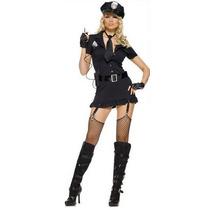 ° Leg Avenue - Disfraz Sexy - Policia Ardiente Mod. 83344