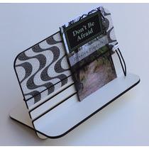 Suporte De Livros E Tablet Para Leitura Concurseiros Copacab
