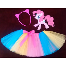 Disfraz Tutu My Little Pony Rainbow Dahs - Pinkie Pie