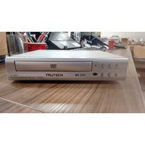 Dvd Player Mp3 Trutech Tt320 Usado Leia O Anuncio