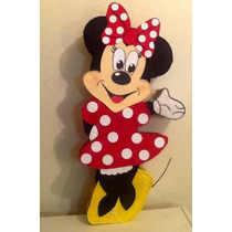 Combo De Piñata, Chupetera De Minnie Mouse