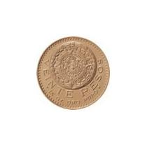 Moneda De 20 Pesos Oro Puro 1959 Perfecto Estado Nueva