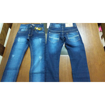 Calça Jeans Skinny Infantil Masculina 003