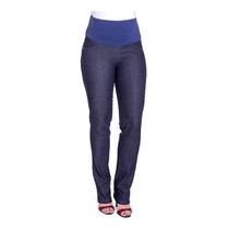 Calça Jeans Gestante Grávida - A Gestante Pronta Entrega