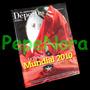 ¬¬ Revista Fútbol Guía Mundial Sudáfrica 2010 El Mercurio