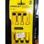 Juego Destornilladores D Precision Stanley Para Reloj Lentes