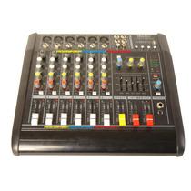 Consola De Audio 6 Canales