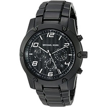 Reloj Caine Mk8152 Michael Kors Acero Inoxidable Contra Agua