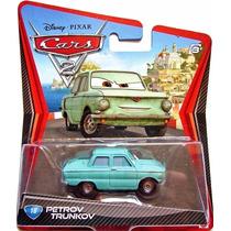 Cars Disney Pixar Petrov Trunkov Bunny Toys