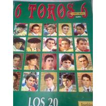 Toros Y Toreros 6 Toros 6 Revista Española