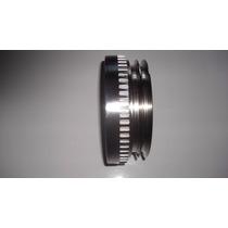 Polia Damper 2 C.c/roda Fonica Na Capa/cubo E Sup. Do Sensor