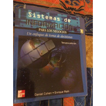 Libro Sistemas De Información Para Los Negocios, 3a Ed.
