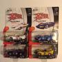 Coleção Jada Toys Speed Racer Completa 8 Carros Black Tiger