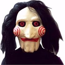 Máscara Jigsaw (jogos Mortais) - Fantasia, Halloween