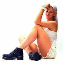Zapatos Borcegos Botinetas Botas Cuero Liquidacion Final