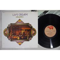 Cream Live Vol 2 Lp Disco Vinil Importado Japones