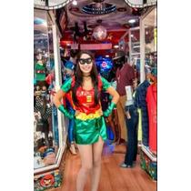 Disfraz Robin Dama