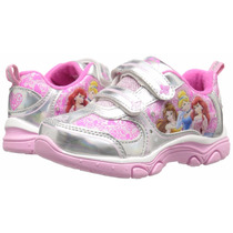 Zapatos Disney Con Luces Importados