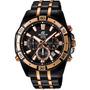 Reloj Casio Edifice Illuminator Efr-534bkg-1av - 100% Nuevo