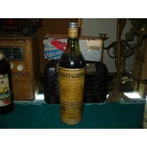 Antigua Botella Cerrada De Fernet Gardone