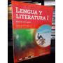 Lengua Y Literatura 1 En Linea Editorial Santillana Nuevo!