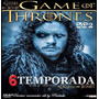Game Of Thrones 1 A 6 Temporadas Dubladas Dvd´s Video
