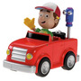 Fisher-price Handy Manny S Tune-up And Go: Truck