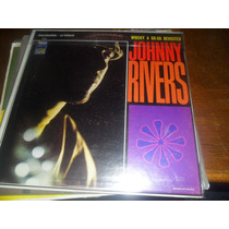 Lp Johnny Rivers Whisky A Gogo Revisited