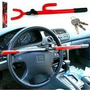 Traba Volante Antirobo Seguridad Auto Camioneta No Alarma