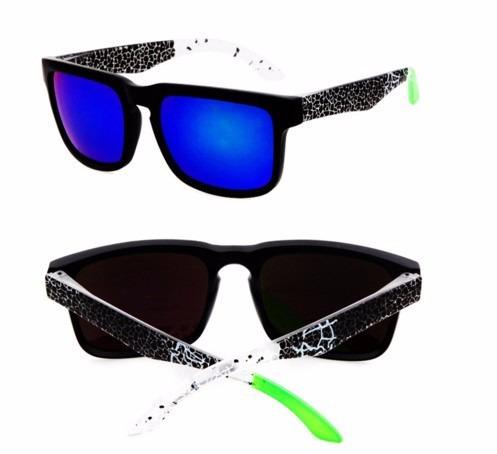 78086d2db Óculos De Sol Spy Retrô Surf Unissex 3 Cores Lançamento !! - R$ 79,90 em  Mercado Livre