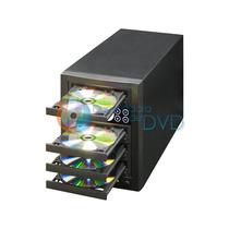 Duplicadora De Dvd E Cd Com 4 Gravadores Pionner