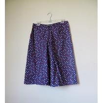 Falda Pantalón Lunares
