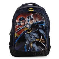 Mochila Infantil Xeryus Batman - Marinho
