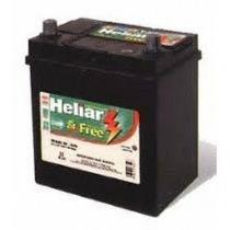 Bateria 50 Ah Heliar 18 Meses Garantia-kia Soul- Civic