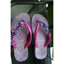 Bisuteria: Sandalias Decoradas