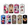 Capa Case Capinha Minnie Mickey Disney - Moto X Play Xt1563